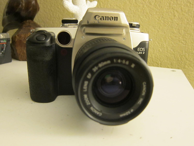 B00001QHVT Canon EOS ELAN II 35mm SLR Camera Kit w/ 28-80mm Lens (Discontinued by Manufacturer) 81UD5KP31QL