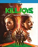 Killjoys: Season Three [Blu-ray]