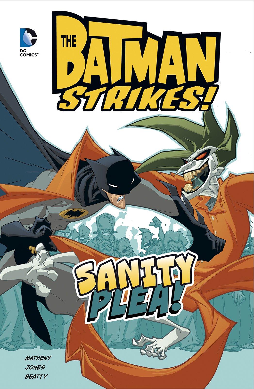 Download Sanity Plea! (Batman Strikes!) ebook