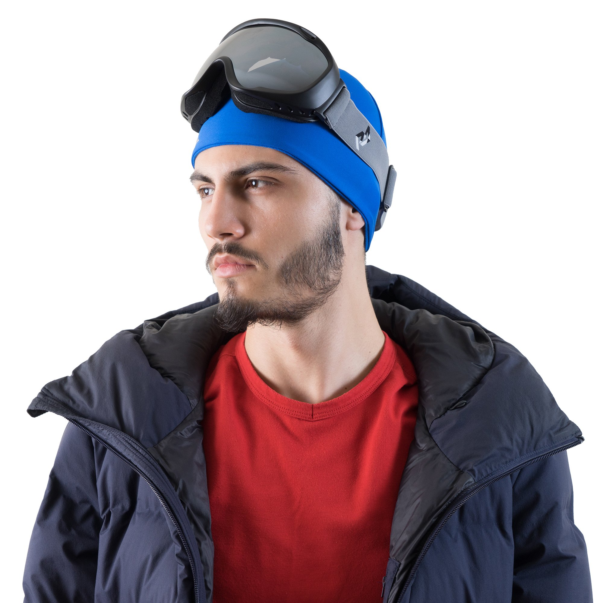 a9dd9e37f9f French Fitness Revolution Helmet Liner Skull Cap Beanie. Ultimate Thermal  Retention and Performance Moisture Wicking. Fits Under Helmets