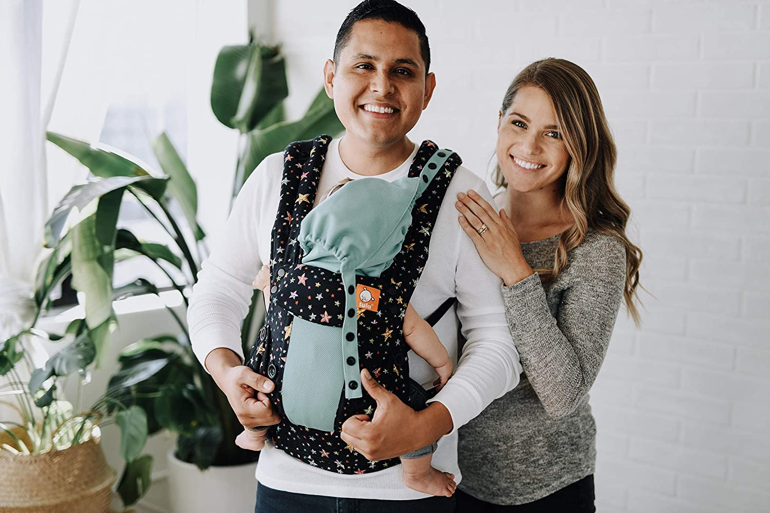 Tula Explore Baby Carrier Bloom