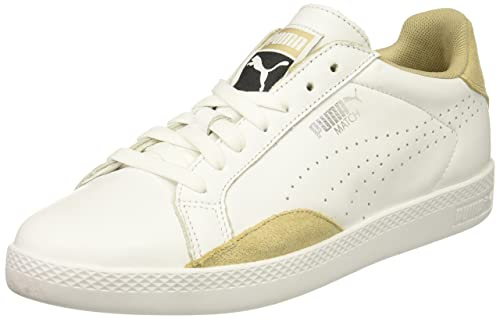 015091f2286 PUMA Women s Match Lo Classic Wn White  Amazon.ca  Shoes   Handbags
