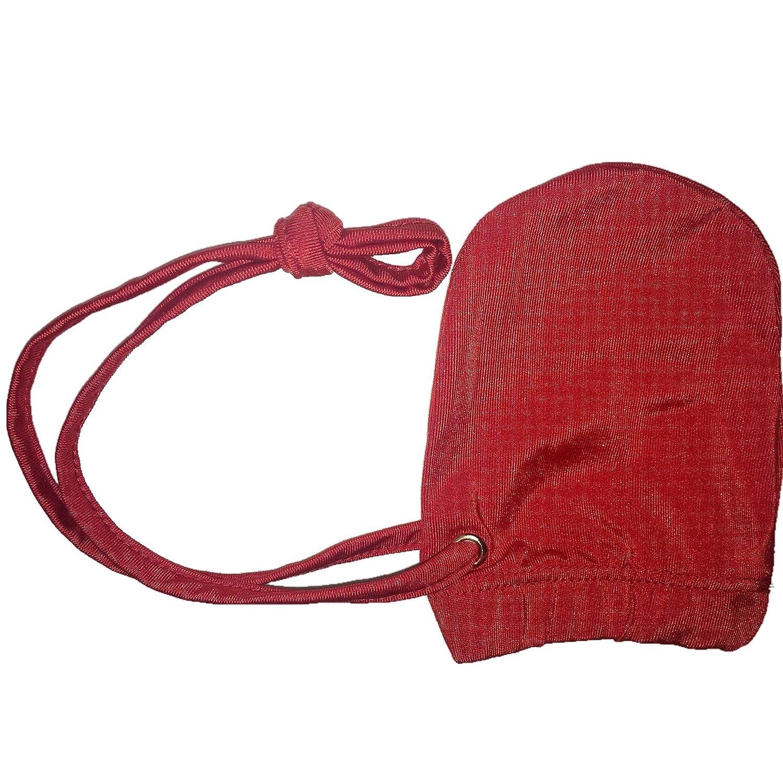 U-Shark Men's Compact Bag Style Ultra Bulge Bikini Pouch/G-Strings & Thongs binini-1