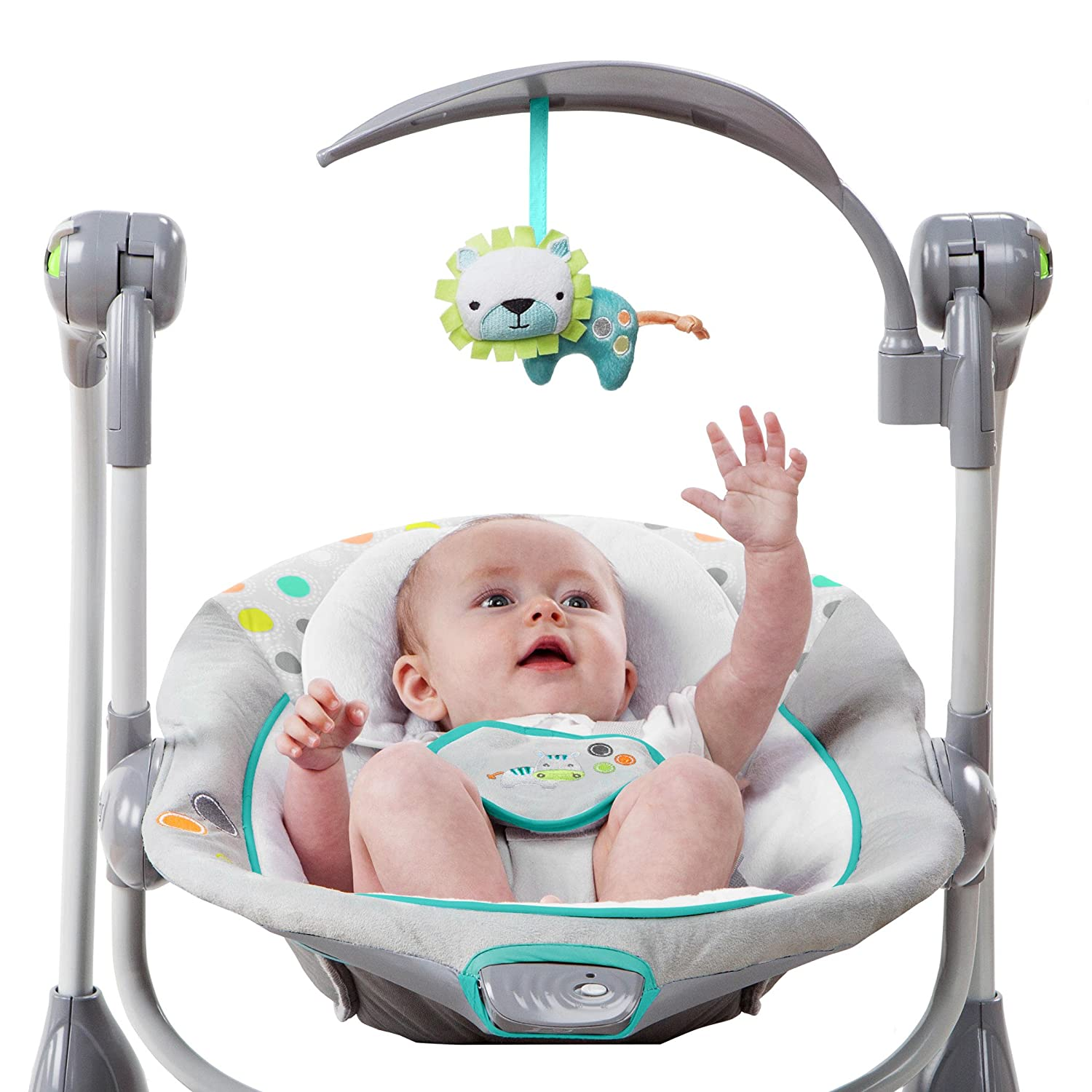 81UDCGBZcVL. SL1500 The Best Baby Swings for Colic 2021 [In-depth-Review]