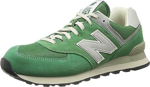 New Balance Herren Nbml574dgrd12 ML 574 DGR Green 42