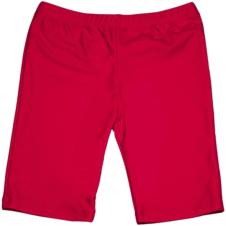 grUVywear Girls UV Sun Protective UPF 50+ Long Shorts