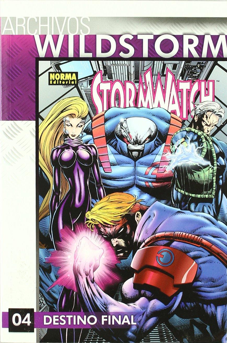 Read Online Stormwatch 4 (Spanish Edition) ebook