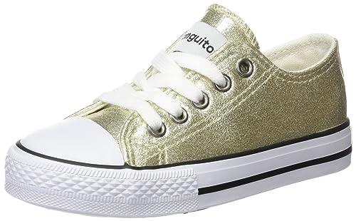 Conguitos HV128310, Zapatillas Niñas, Dorado (Golden), 31 EU: Amazon.es: Zapatos y complementos