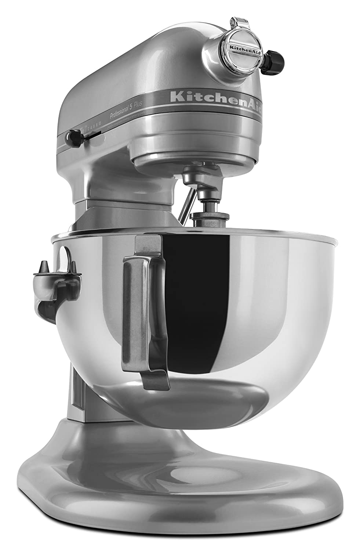 KitchenAid 4KV25H0XMC Pro 5 Plus 5 Quart Bowl Lift Stand Mixer, Metallic  Chrome: Amazon.ca: Home U0026 Kitchen