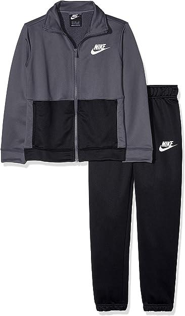 Nike Sportswear Older Kids' (Boys') Tracksuit (Dark Grey