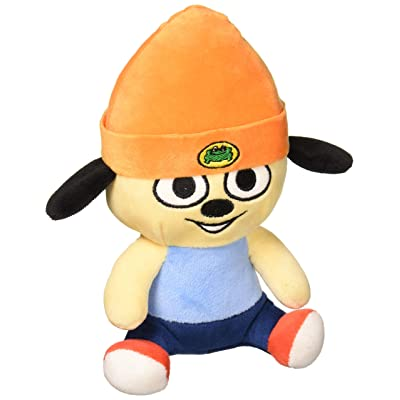 "Stubbins by Retro-Bit Parappa Plush Toy - Playstation Series - 6"" Inch: Toys & Games"