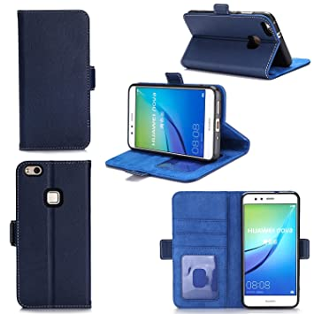 coque portefeuille huawei p10