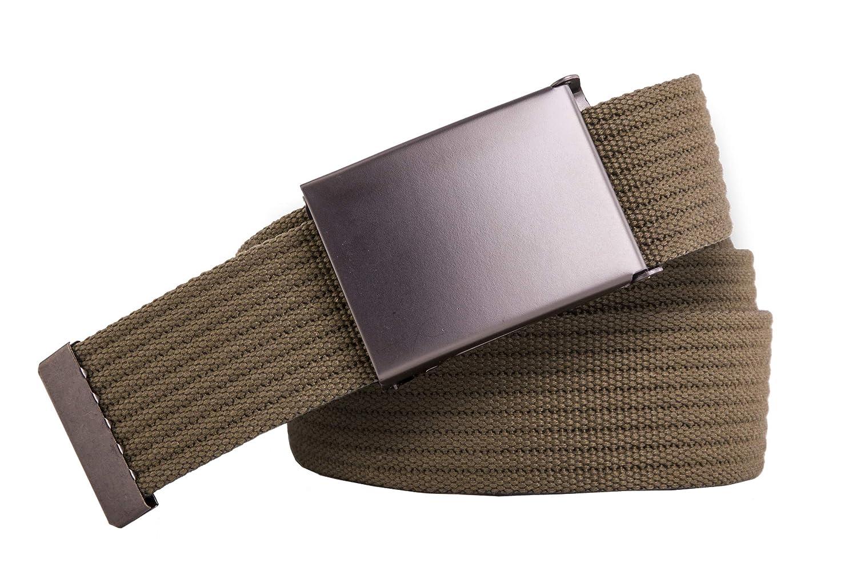 shenky hochwertige Schnalle für Stoffgürtel und Militärgürtel mit 3cm Breite