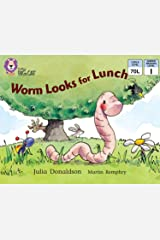 Worm Looks for Lunch: Band 05/Green (Collins Big Cat) (English Edition) eBook Kindle