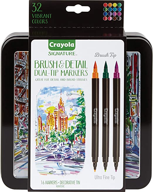 ARTBOX Supertips,Crayons,Chalk,Pencils,Markers,Paint Brush FAST /& FREE DELIVERY