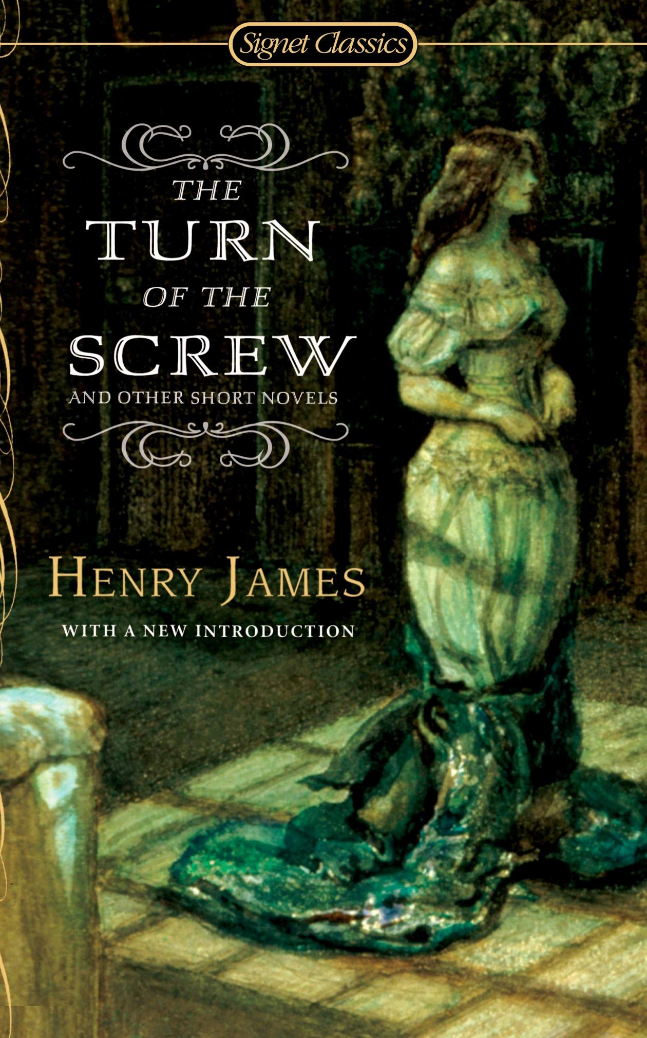Amazon Com The Turn Of The Screw And Other Short Novels Signet Classics 9780451530677 James Henry Kaplan Fred Books