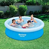 Bestway 57252E 6ft x 20in Round Inflatable Above