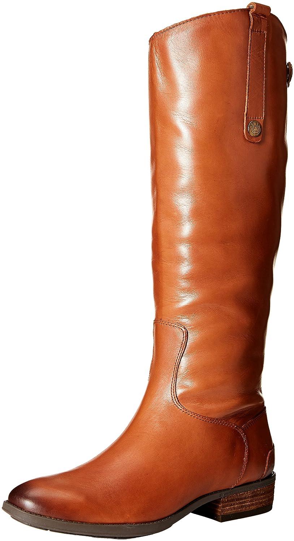 Sam Edelman Women's Penny Equestrian Boot B00BI5S4BS 8.5 W US|Whiskey Leather