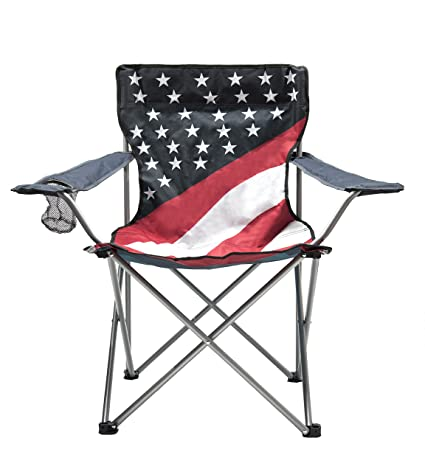 Miraculous World Famous Sports Stars Stripes Camping Quad Chair Andrewgaddart Wooden Chair Designs For Living Room Andrewgaddartcom