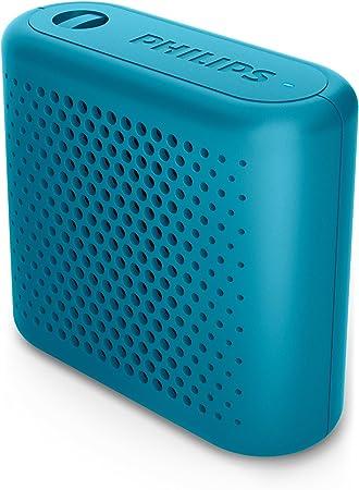 Philips BT55A - Mini Altavoz Bluetooth inalámbrico portatil ...