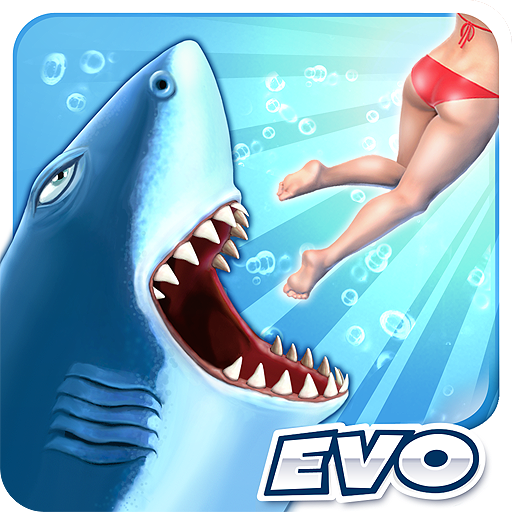 Hungry Shark Evolution (Best Racing Games Ever)