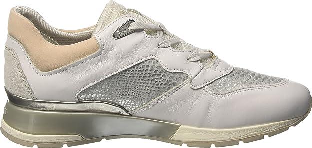 refrigerador Acechar Al borde  Amazon.com | Geox Women's D Shahira B Sneaker | Shoes