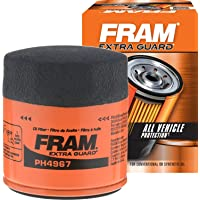 FRAM PH4967 Extra Guard Passenger Car Spin-On Oil Filter