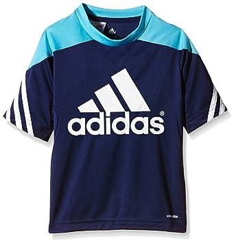 5ee2d457c12 adidas Sere14 TRG JS Y - Camiseta para niño  Amazon.es  Deportes y aire  libre