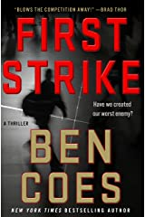 First Strike: A Thriller (A Dewey Andreas Novel Book 6) Kindle Edition