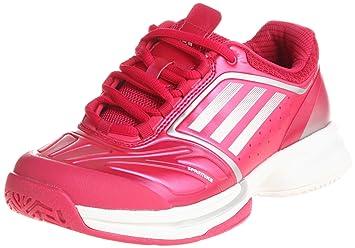 plus récent 9abbc 1c5dd adidas Chaussures Femme Adizero tempaia II Rose/Blanc ...