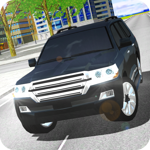 4 X 4 Off Road Driving (Offroad Cruiser)