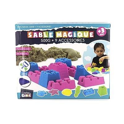 Createur De Genie - Set de Juego con plastilina (EC3275): Juguetes y juegos