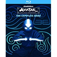 Avatar The Last Airbender Complete Series on Blu-ray