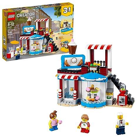 Amazon Lego Creator 3in1 Modular Sweet Surprises 31077 Building