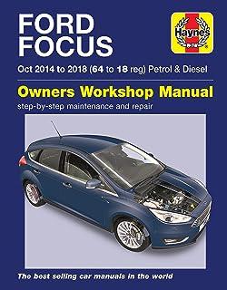 Ford Focus petrol & diesel (Oct 14-18) ...