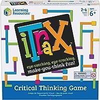 Learning Resources Juego de Pensamiento crítico iTrax