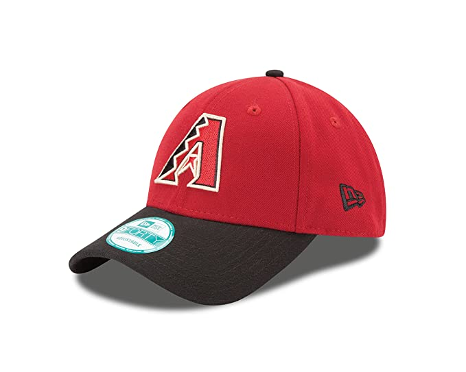 d8e5cf7f358cb4 Amazon.com : New Era MLB Arizona Diamondbacks The League 2Tone 9FORTY  Adjustable Cap, One Size, Brick : Clothing