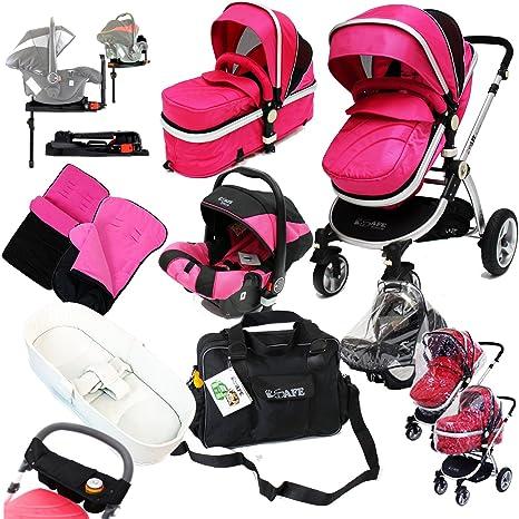 i-Safe Complete Trio sistema de viaje Cochecito de bebé y ...