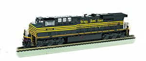 Bachmann GE ES44AC DCC Sound Value Equipped Diesel Locomotive - NICKEL PLATE ROAD - HO Scale