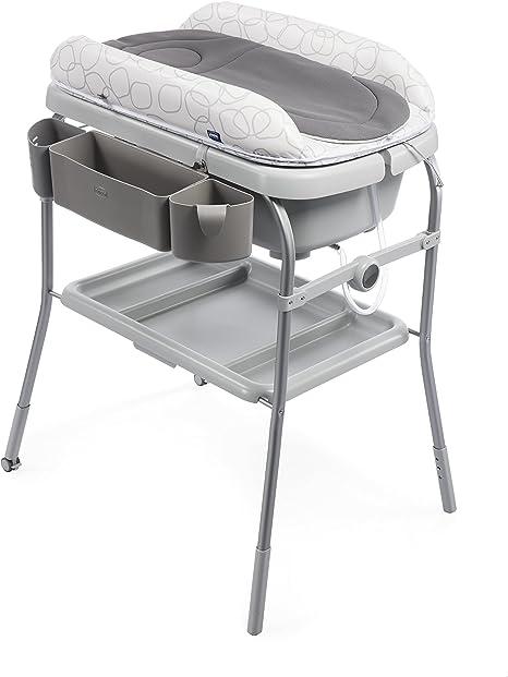 Chicco Cuddle Bubble Comfort Table A Langer Et Baignoire Bebe Sauge 108 5 X 83 5 X 39 8 Cm Amazon Fr Bebes Puericulture