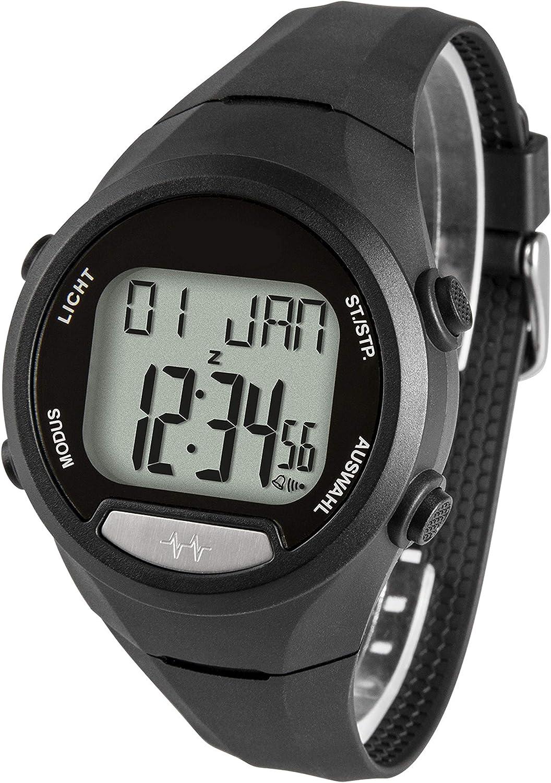 Zeit-Bar Orologio con cardiofrequenzimetro e monitoraggio del sonno