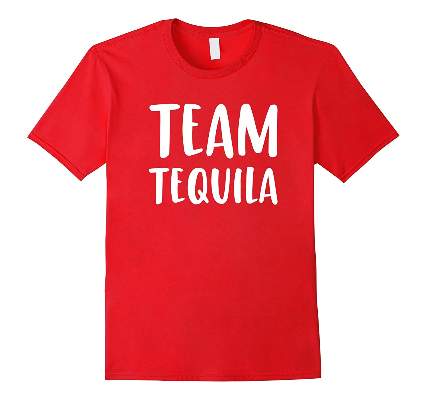 Cinco De Mayo Celebration Team Tequila Drinking T-Shirt-TH