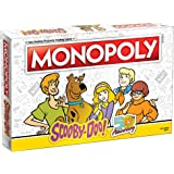 Monopoly Scooby-Doo! Board Game | Collectible Monopoly Game | Officially Licensed Scooby-Doo! Game | Featuring Character…