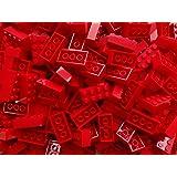LEGO Bricks: Red 2x4. Part 3001 (X 25)