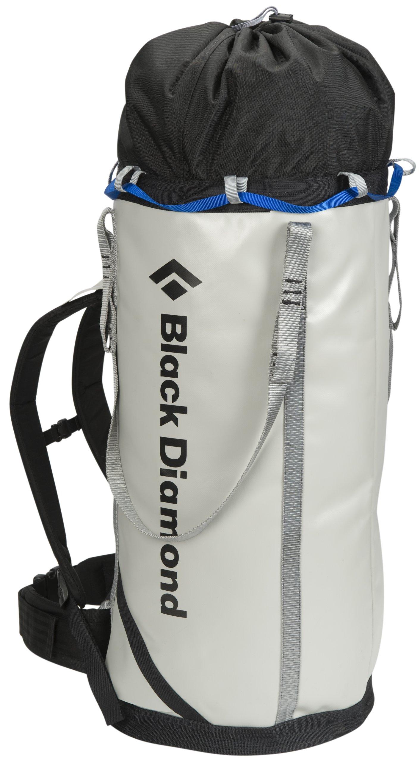 Black Diamond Touchstone climbing backpack grey
