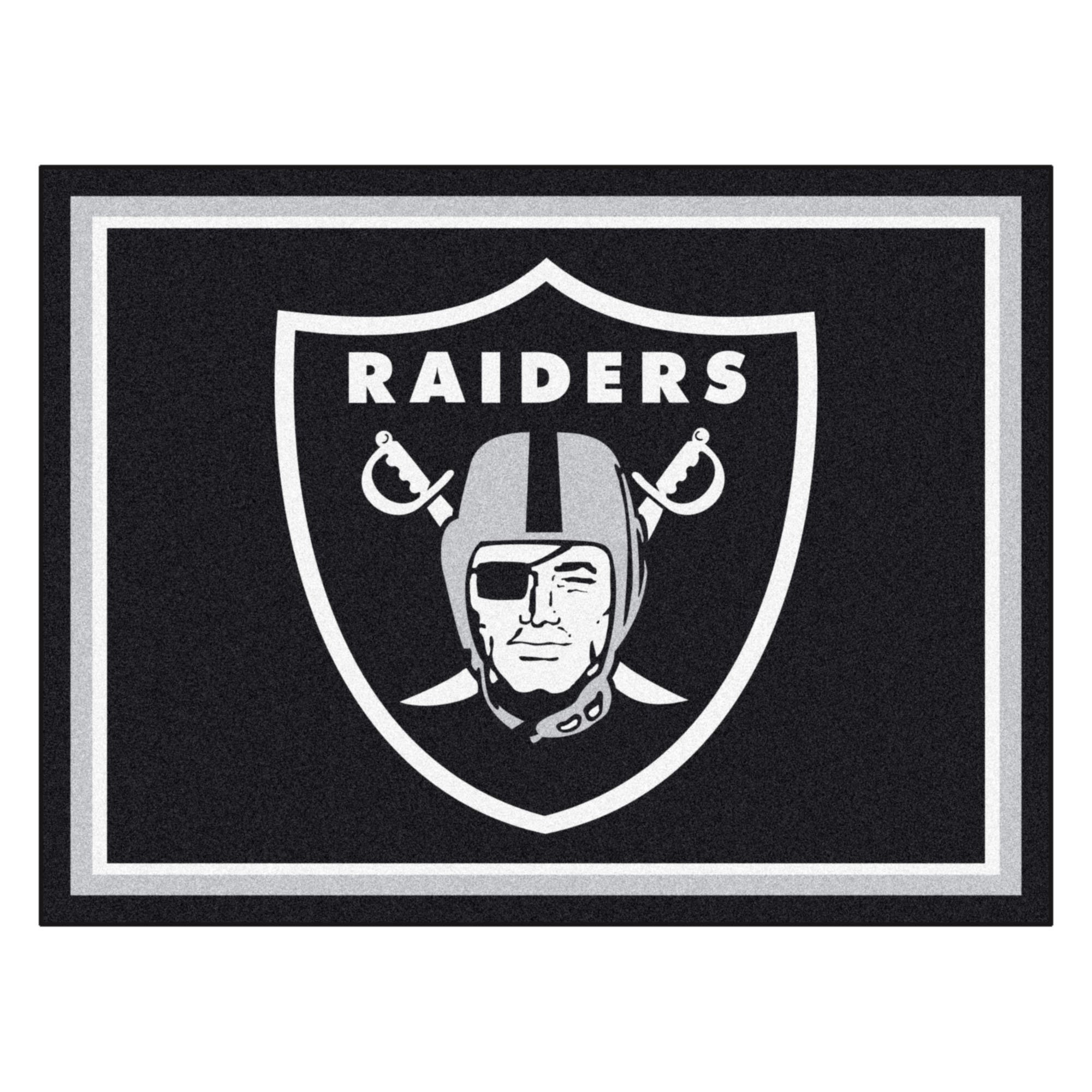 FANMATS 17493 NFL Oakland Raiders Rug by FANMATS (Image #1)
