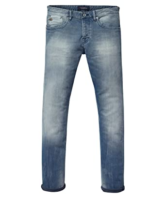 Slim Pour Fit 30 Scotch Bleu Soda Homme Jean amp; Regular Ralston qnf0w7xC