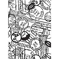 Darice Carpetas de Embossing Pasaporte, 10.8x14.6x3 cm