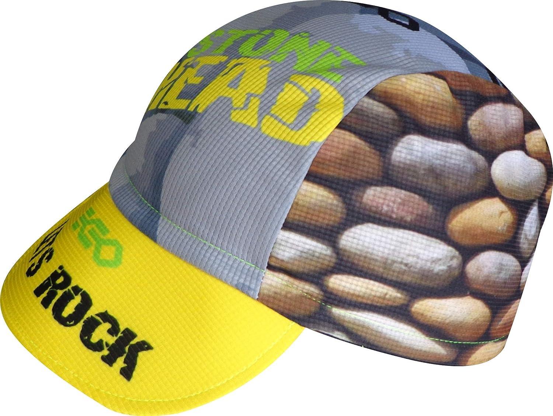 Gorra de Running y Trailrunning EKEKO STONEHEAD, Gorra diseñada ...
