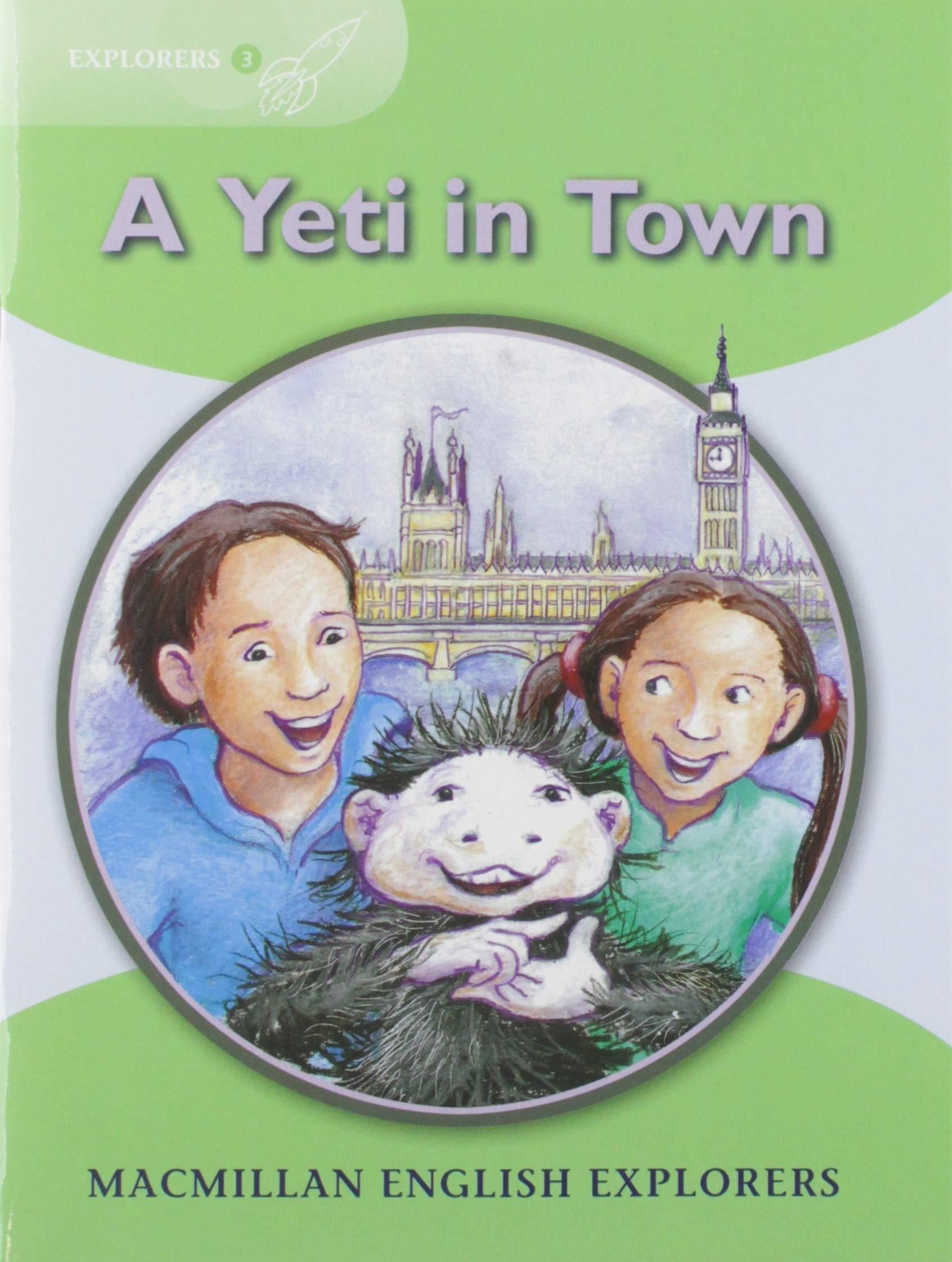 Explorers 3 Yeti Comes to Town New Ed MAC Eng Expl Readers: Amazon.es: Brown, Richard: Libros en idiomas extranjeros